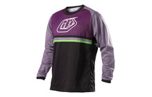 Troy Lee Designs Sprint Downhill Tricot Heren paars
